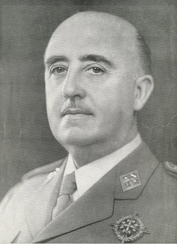 Francisco_Franco_en_1964