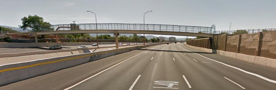alvarado overpass