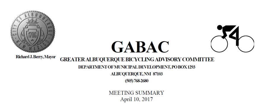 gabac april summary