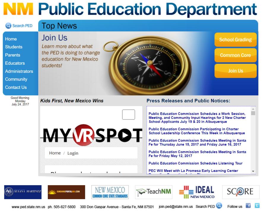 ped webpage 72417