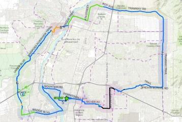50 mile loop