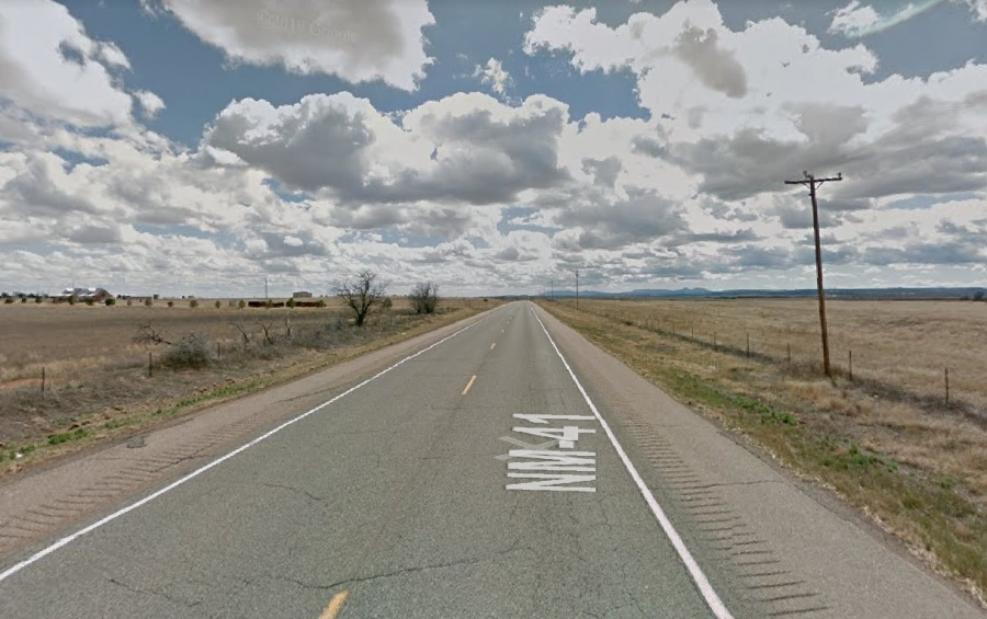 nm41 near galisteo