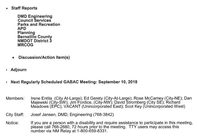 august 2018 gabac agenda 2