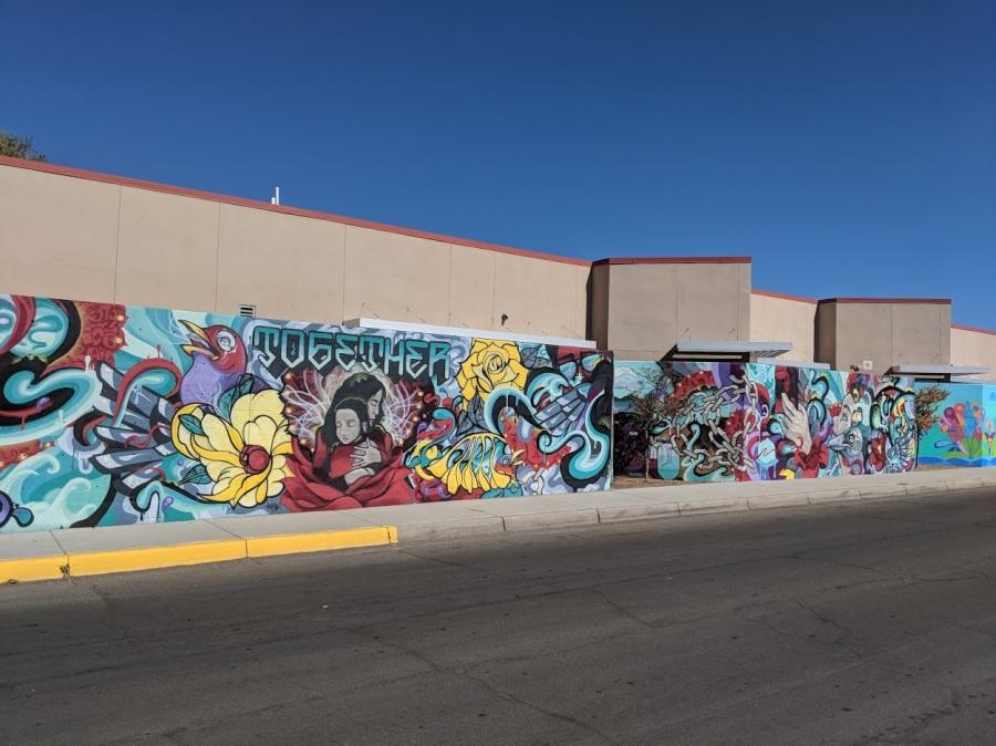 emerson mural