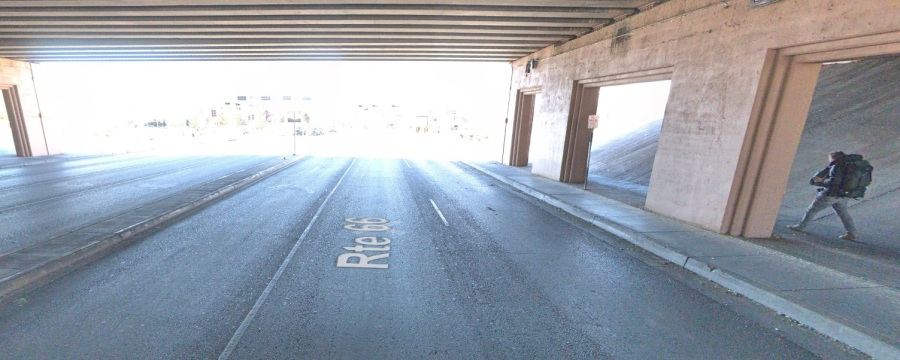pedestrian central i-25
