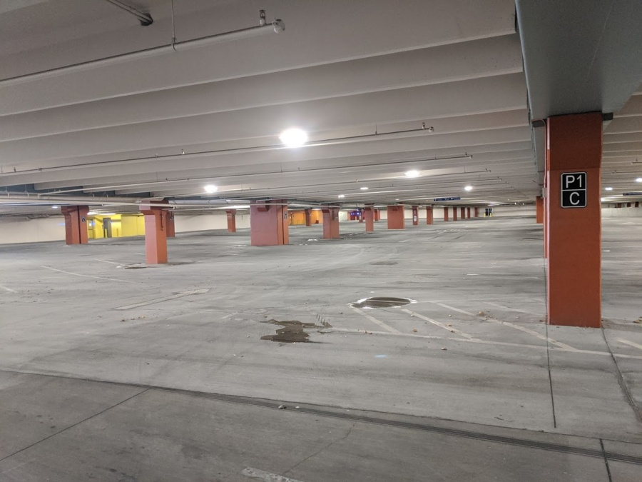 winrock parking II