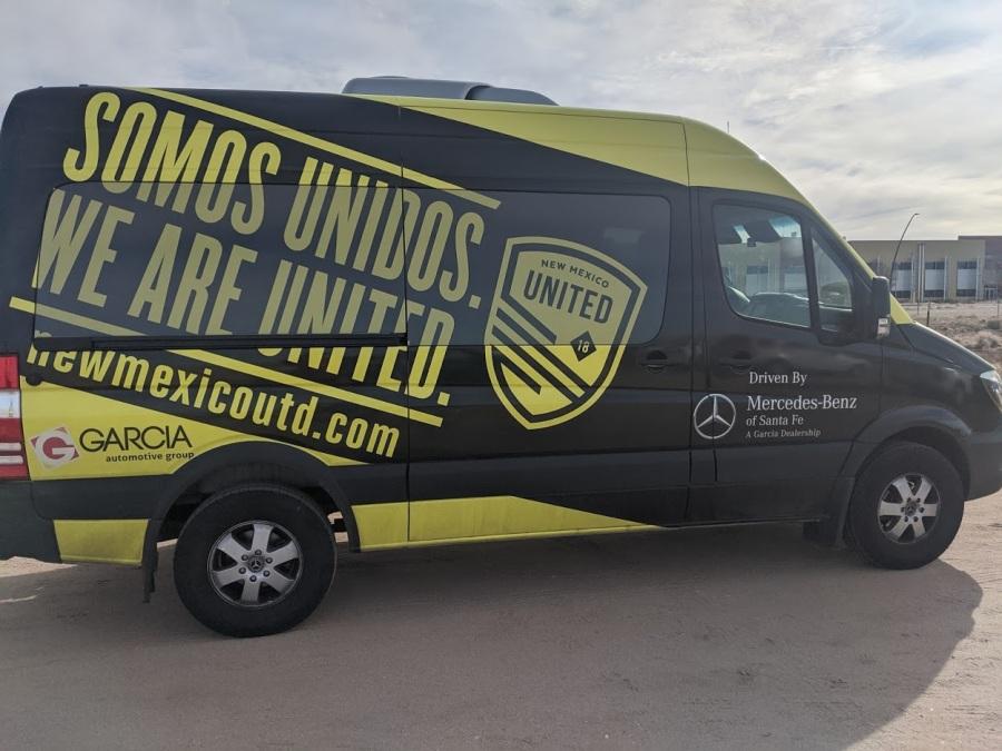 nm united van
