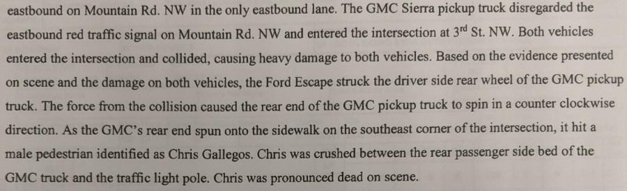 cg finding excerpt