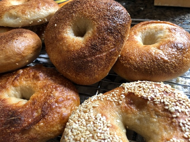 bagels finished